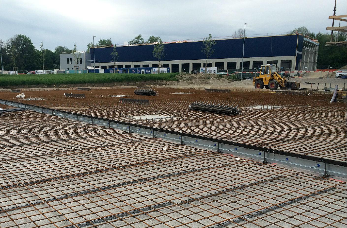 Neubau Betriebsgebäude Xmet AG